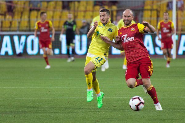 WhoScored: Лучшим игроком «Арсенала» в матче с «Ростовом» стал Кантемир Берхамов