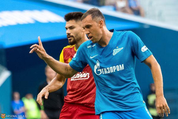 Максим Беляев: Большинство угроз «Зенита» нам удалось ликвидировать