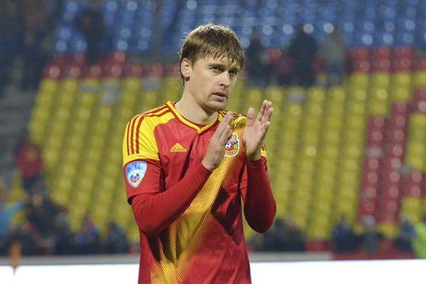 «Гомель» Дмитрия Айдова идёт десятым в чемпионате Белоруссии