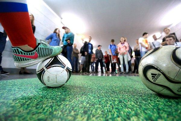 В День города в Туле пройдут футбольные мастер-классы