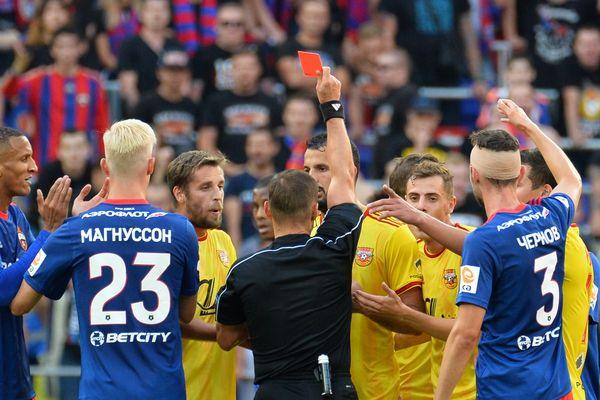 РФС может запретить критиковать футбольных судей