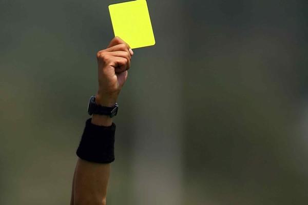«Ахмат» оштрафовали за жёлтые карточки в матче с тульским «Арсеналом»