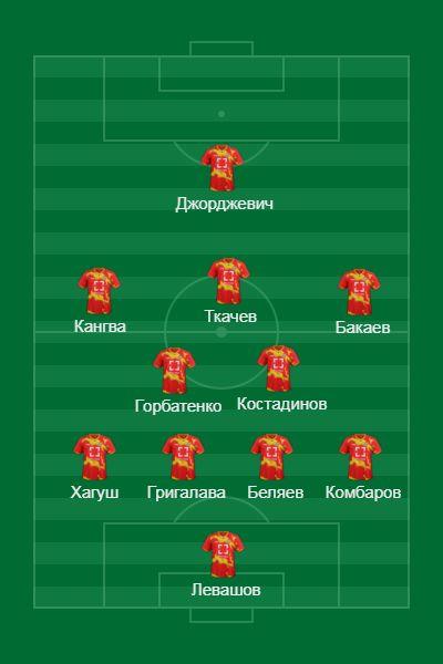 Подковы от Гончаренко. Почему тульский «Арсенал» не справился с ЦСКА?