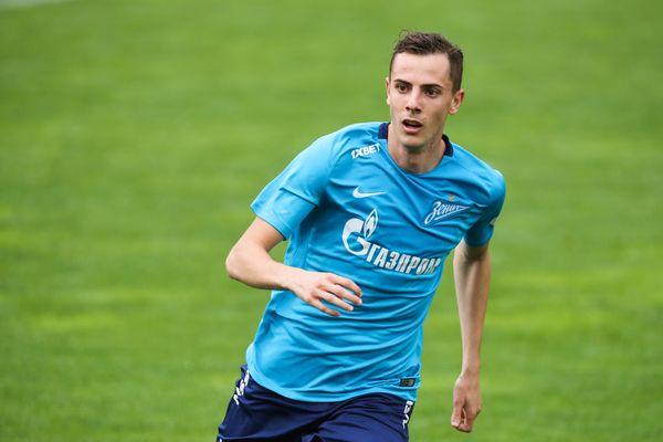 Лука Джорджевич сможет сыграть против «Зенита» только за 500 тысяч евро
