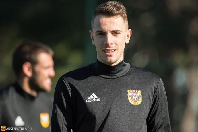 Лука Джорджевич: Хочу выиграть Лигу чемпионов, желательно с «Партизаном»