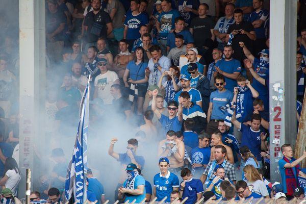 «Динамо» оштрафовали на 85 тысяч рублей по итогам матча с «Арсеналом»