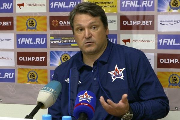 Вадим Евсеев намерен вернуть «СКА-Хабаровск» в премьер-лигу