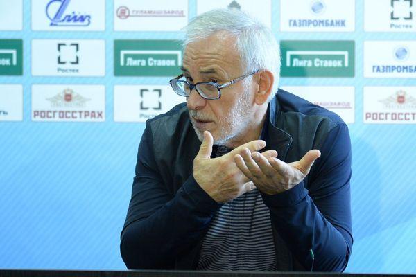 Гаджи Гаджиев: До удаления Григалавы ЦСКА не гарантировал себе победу