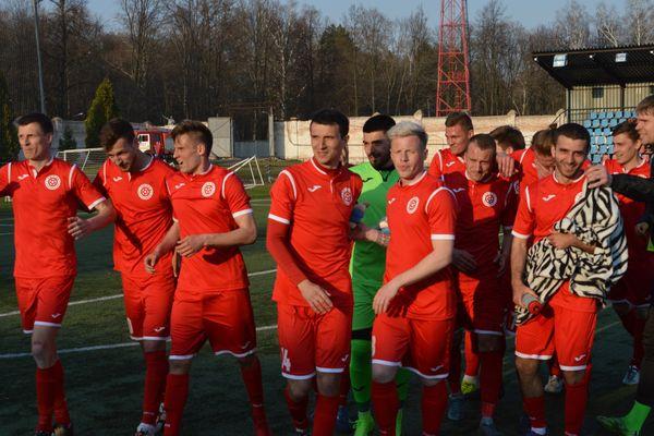 Новомосковский «Химик» опустился на 6-е место в группе «Центр»