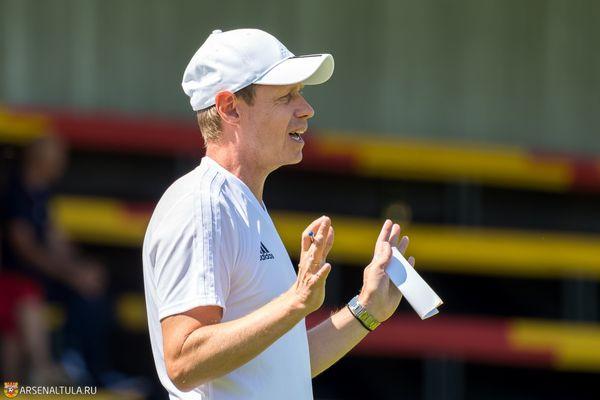Олег Кононов: «Арсенал» будет бороться за победу в матче с «Енисеем»