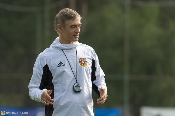Тренер вратарей тульского «Арсенала» перебрался в Норвегию