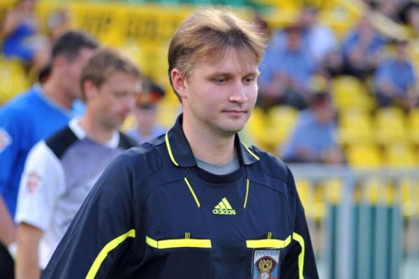 Матч «Арсенал»— «Ахмат» станет юбилейным для судьи Сергея Лапочкина