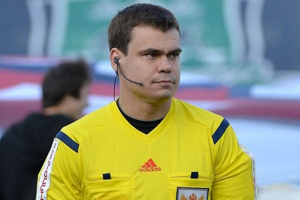 Матч «Арсенал»— «Ростов» отсудит Кирилл Левников