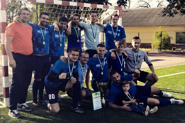 Гол Лейкина помог «Мастеру К» выиграл летний Кубок Тулы по мини-футболу