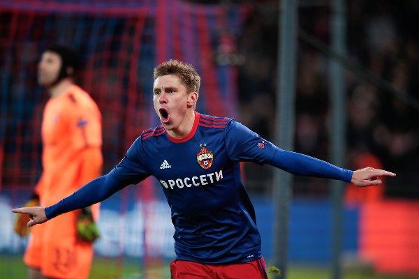 Кирилл Набабкин не сыграет с тульским «Арсеналом»