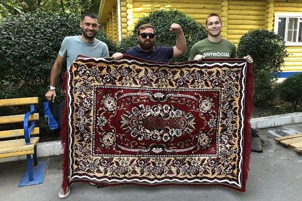 Пресс-атташе «Ростова» отправился в Тулу в ковровой форме
