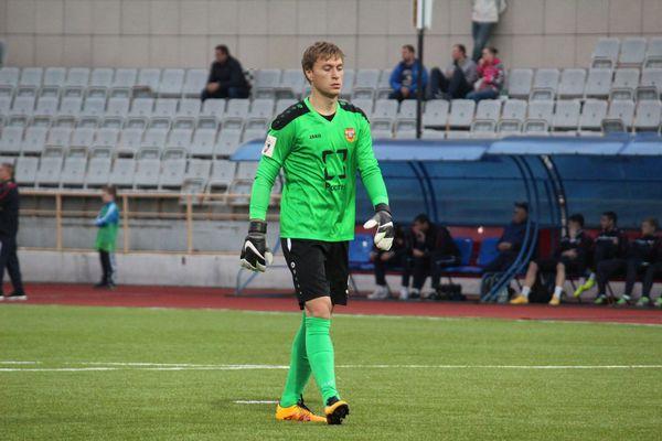 Алексей Скорняков начал с сухого матча в чемпионате Крыма