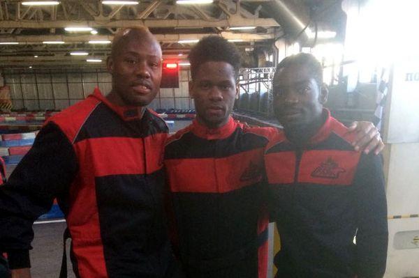 Тульскому «Арсеналу» предложили нападающего новомосковского «Витязя» из ДР Конго
