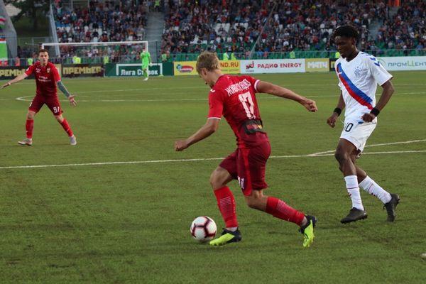 «Уфа» не смогла выйти в групповой этап Лиги Европы