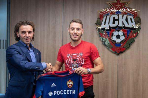 ЦСКА перед матчем с тульским «Арсеналом» арендовал хорватского полузащитника