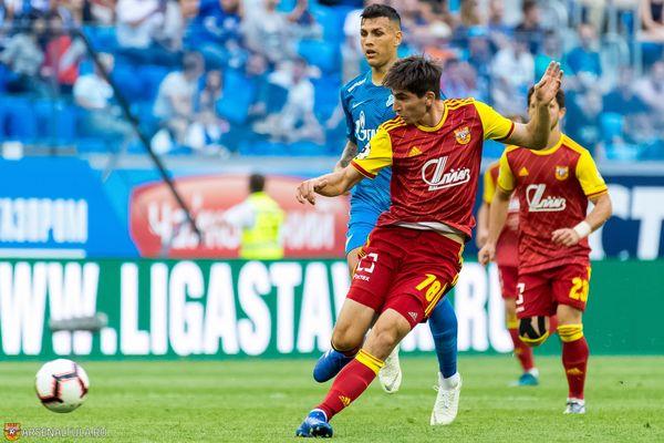 Зелимхан Бакаев: Спасибо тульскому «Арсеналу», что пригласили и дали шанс