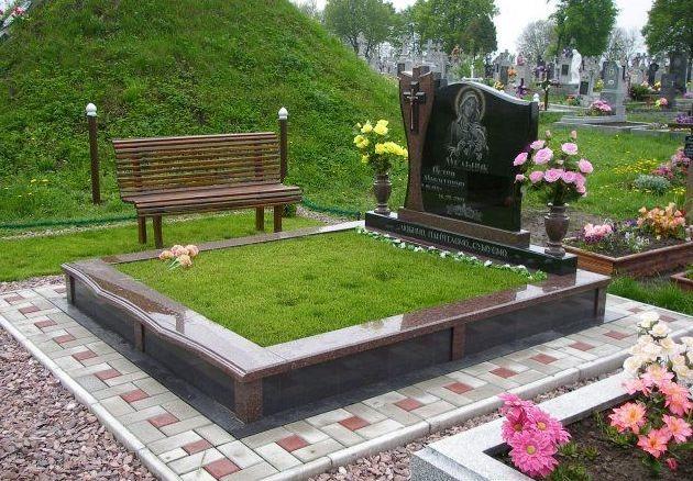Уход за могилами руками профессионалов