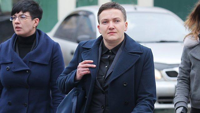 Савченко считает, что прокуратура не способна доказать ее вину