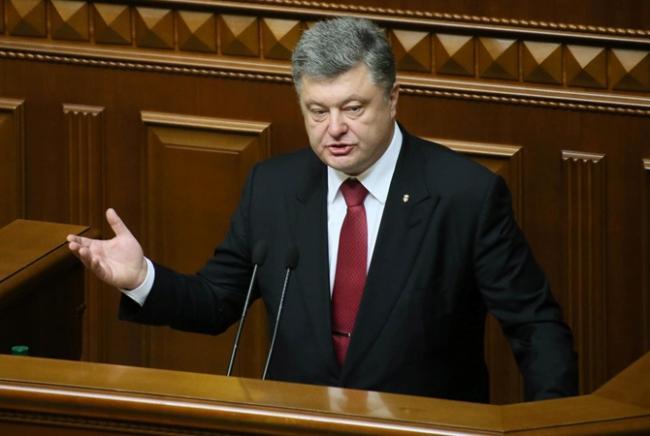 Стало известно, когда Порошенко выступит с обращением к депутатам  Верховной Рады
