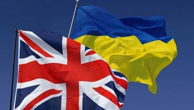 Британия намерена сотрудничать с Украиной в борьбе с гибридными угрозами РФ
