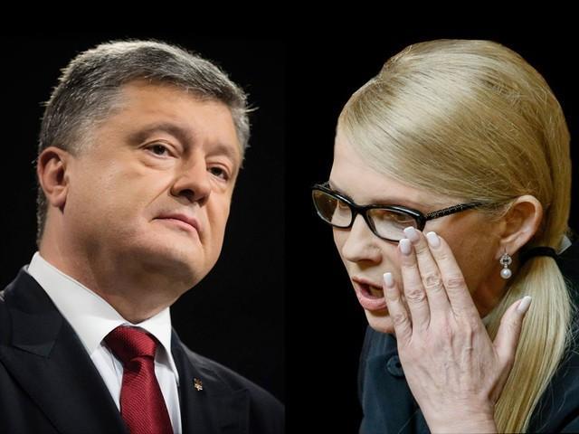 Порошенко сказал, что думает о реформаторских идеях Тимошенко