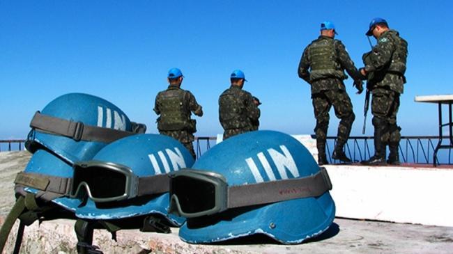 Порошенко обсудил с Генсеком ООН развертывание миротворцев на Донбассе