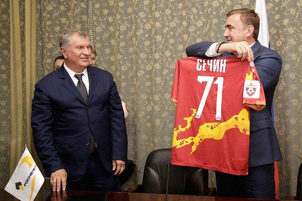 Валерий Газзаев предложил ввести льготы для спонсоров футбольных клубов
