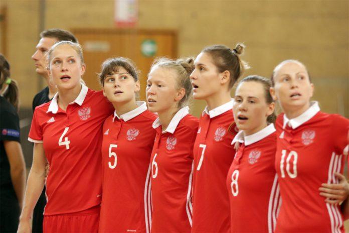 Александра Самородова помогла мини-футболисткам России выйти в финальную часть ЧЕ
