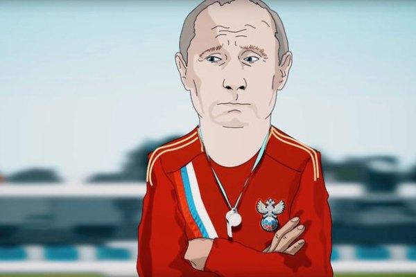 Журналист сравнил тульский «Арсенал» с енотом из мультика про Путина