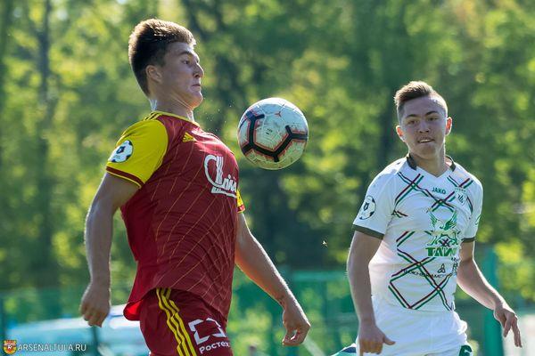 Артём Максименко: «Арсеналу-м» нужно было выиграть после неудачной серии матчей