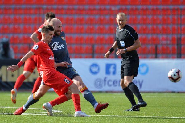 Тульский «Арсенал» сыграл вничью с «Енисеем»