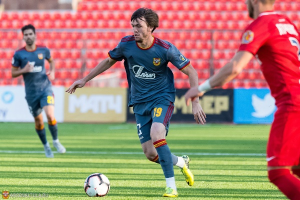 Резиуан Мирзов: Перешёл в команду, которая играет в атакующий футбол