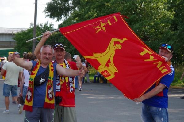 Тульский «Арсенал» сыграет с «Крыльями Советов» 15 сентября