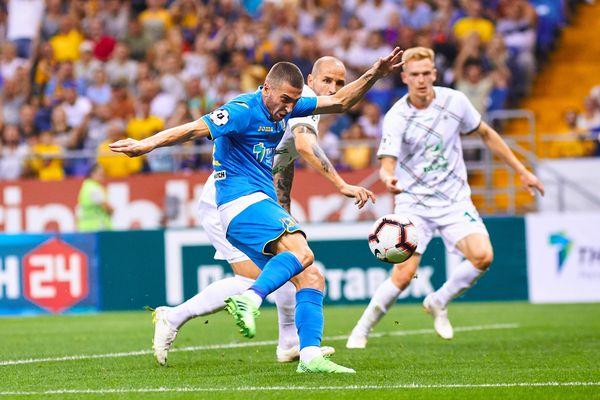 «Ростов» сыграл вничью с «Рубином»