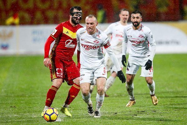Артём Дзюба: Наверное, Глушакову придётся уходить из «Спартака», доказывать всё заново