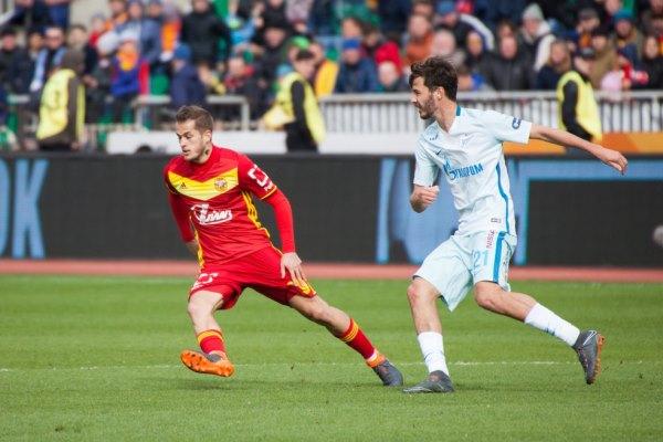 «Црвена Звезда» подтвердила переход Горана Чаушича
