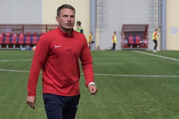 Артём Баранов: «Арсенал-м» вдесятером даже доминировал