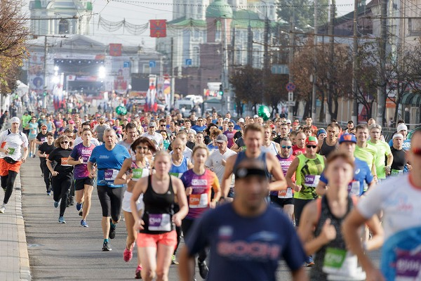 В Туле День города отмечают по-спортивному (+фото)