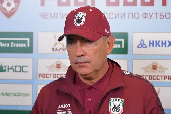 Курбан Бердыев: Тульский «Арсенал» обретает уверенность