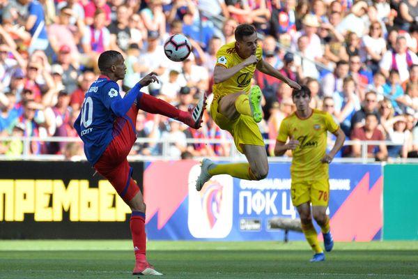 Тульский «Арсенал» и ЦСКА сыграют в Ватутинках без зрителей