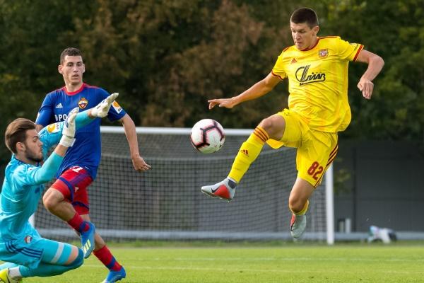 Даниил Хлусевич: Дебют в «Арсенале» — огромный шаг для меня