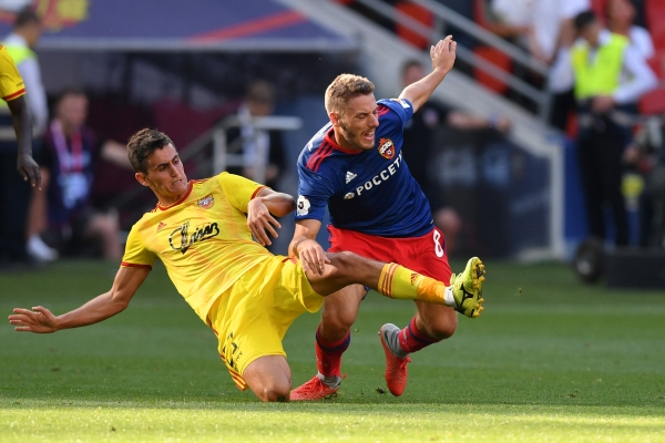 ЦСКА будет транслировать матч с тульским «Арсеналом»