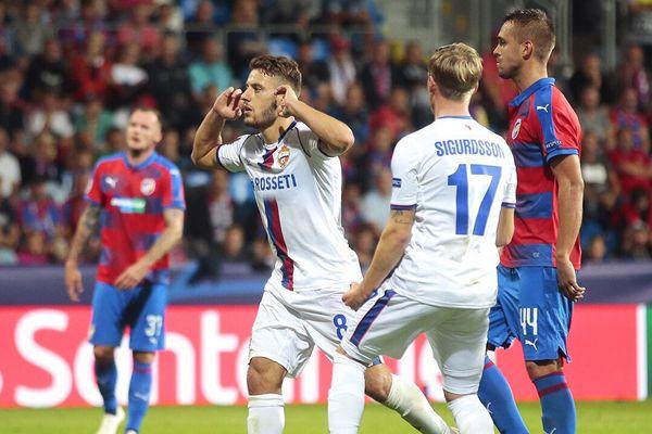 ЦСКА вырвал ничью у чешской «Виктории» на старте Лиги чемпионов