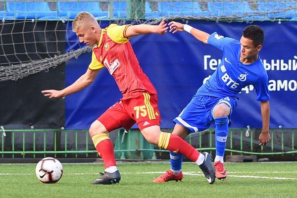 Голевой пас новомосковца помог «Динамо-м» победить тульский «Арсенал-м»