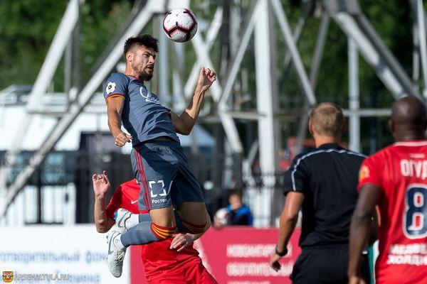 WhoScored: Максим Беляев — лучший игрок в матче «Енисея» и «Арсенала»